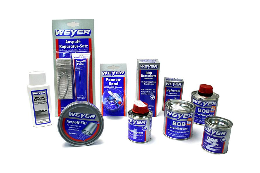 Weyer-Chemie-Produkte