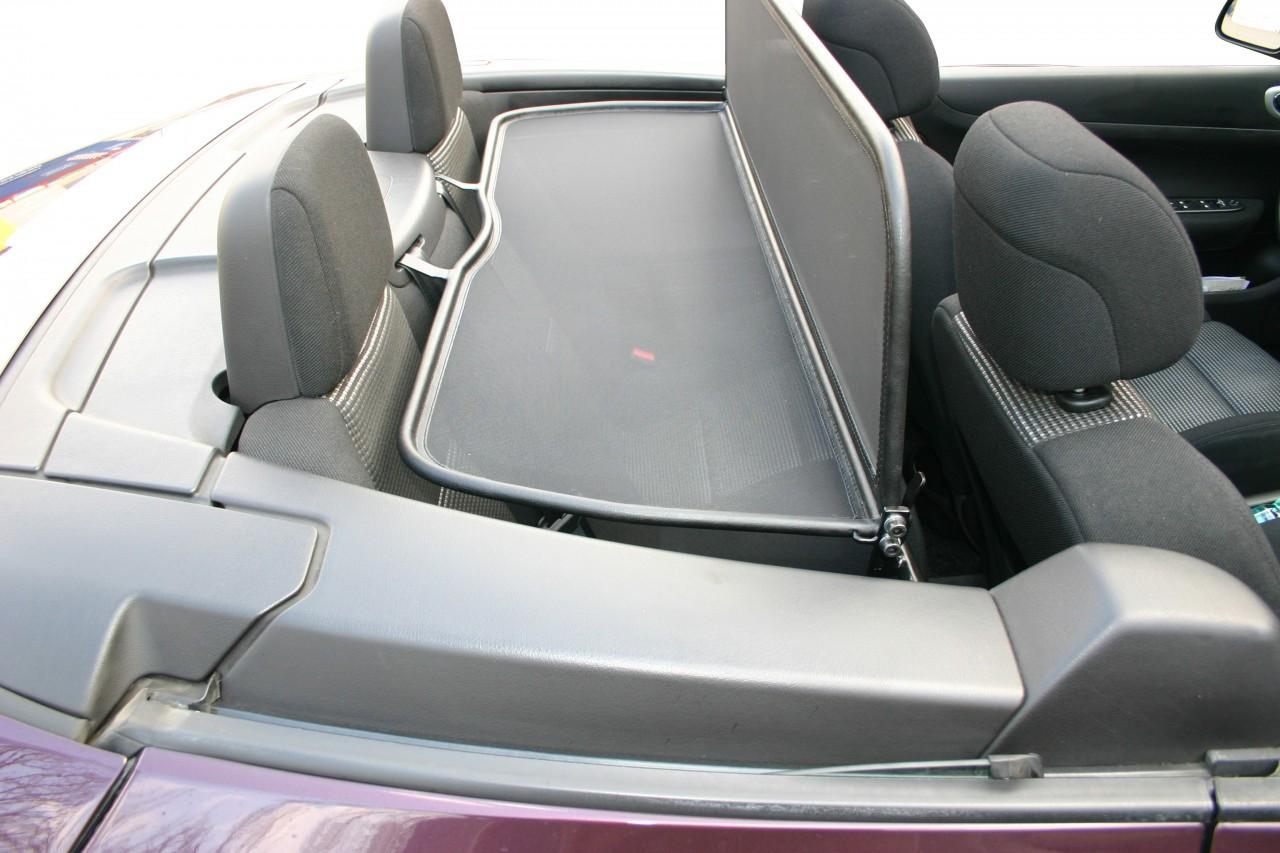 weyer windschott peugeot 307 cc weyer online shop f r. Black Bedroom Furniture Sets. Home Design Ideas