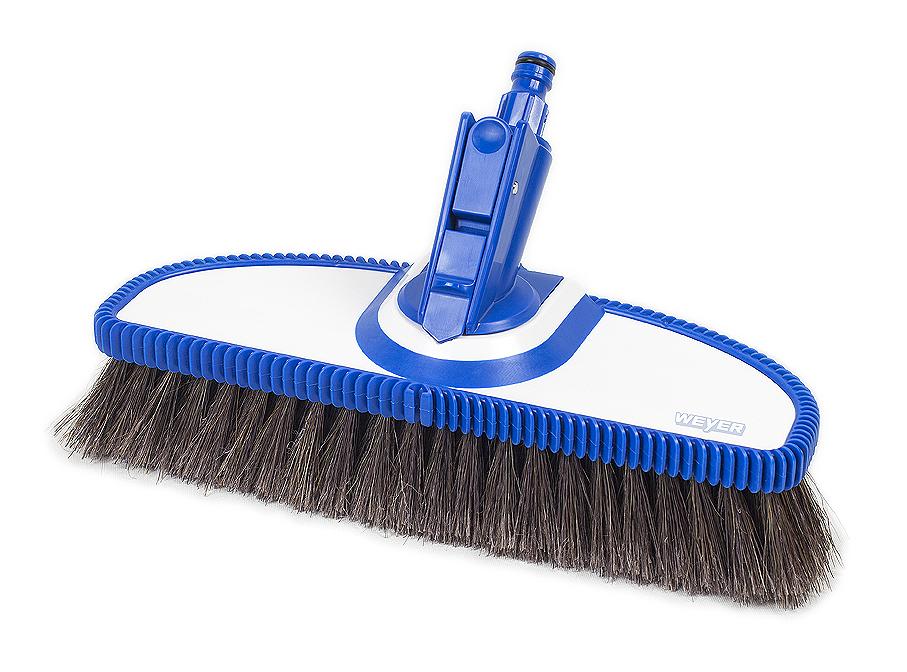 Innovative waschbürste weyer brush ultra soft 30 cm für