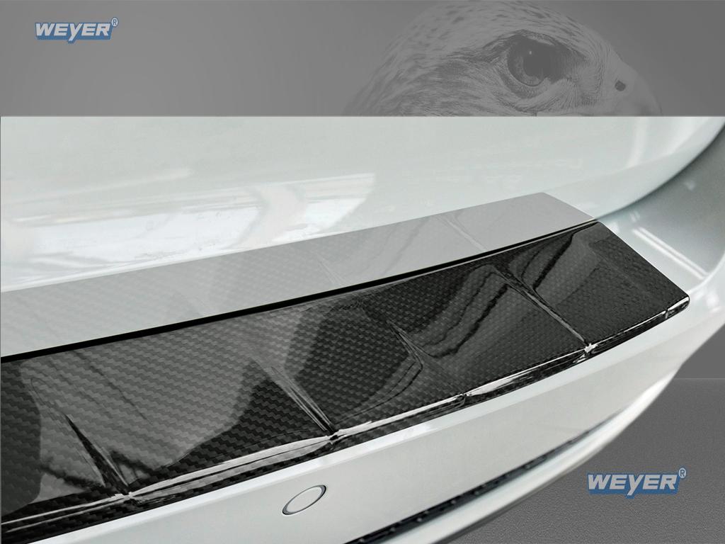 41219-Weyer-echt-Carbon-Ladekantenschutz-Audi-A4-B9-Avant-14l13Hnca7cR9e