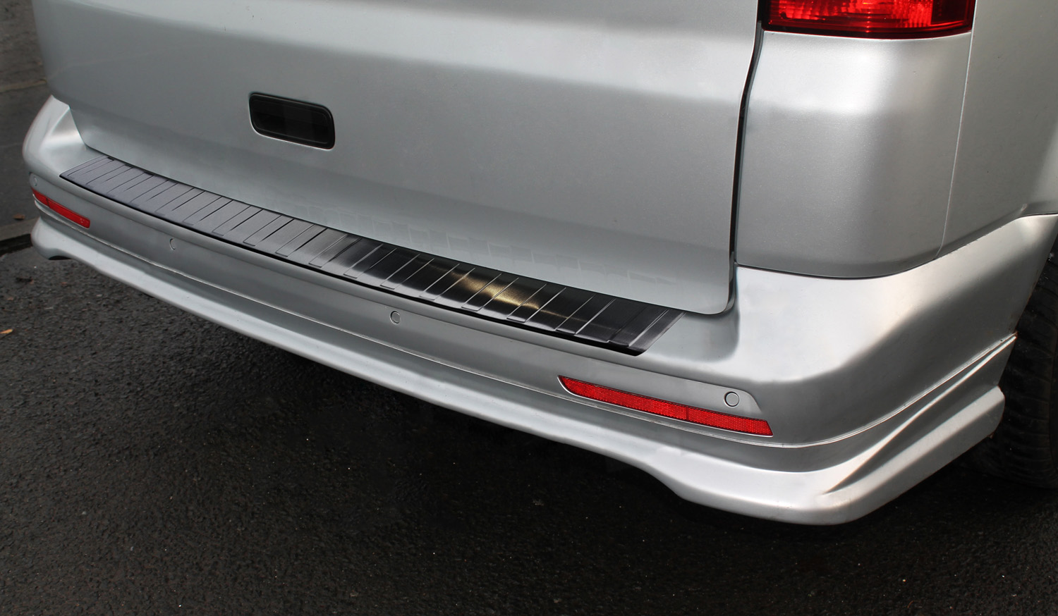 Schrägheck Fußmatten nach Maß für  Jaguar E-Pace X540 Bj. 2017-2019